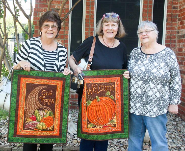 Joycelyn & Lorraine's Visit (10.26.15)