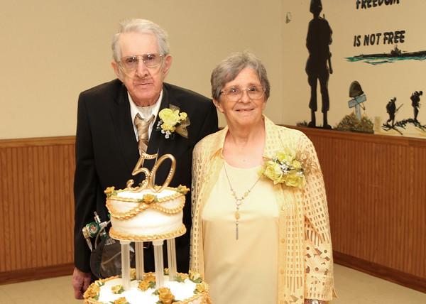 Beverly & Lloyd Mason