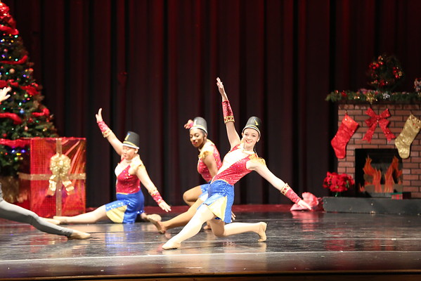 Dance North Nutcracker 2016 Dress Rehearsals