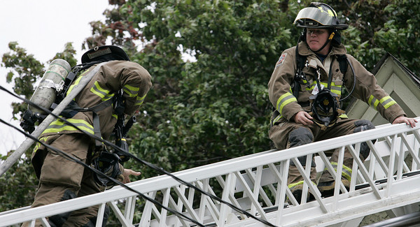 June 1, 2008 - Working Fire - 283 Waverley Rd