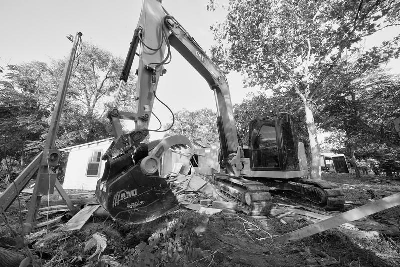 8/14 - Demolition Day (Mono)