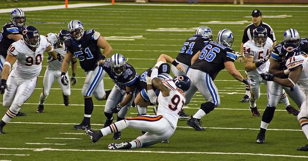 Detroit Lions vs. Chicago Bears 24-Dec-06