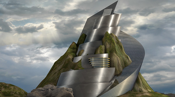 Futuristic Architecture ideas