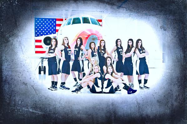 Lady Braves Basketball