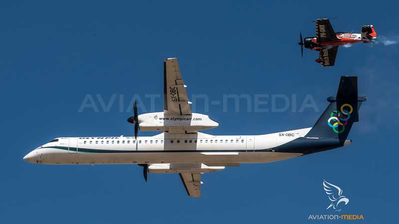 Olympic / Bombardier DHC-8-402Q / SX-OBC