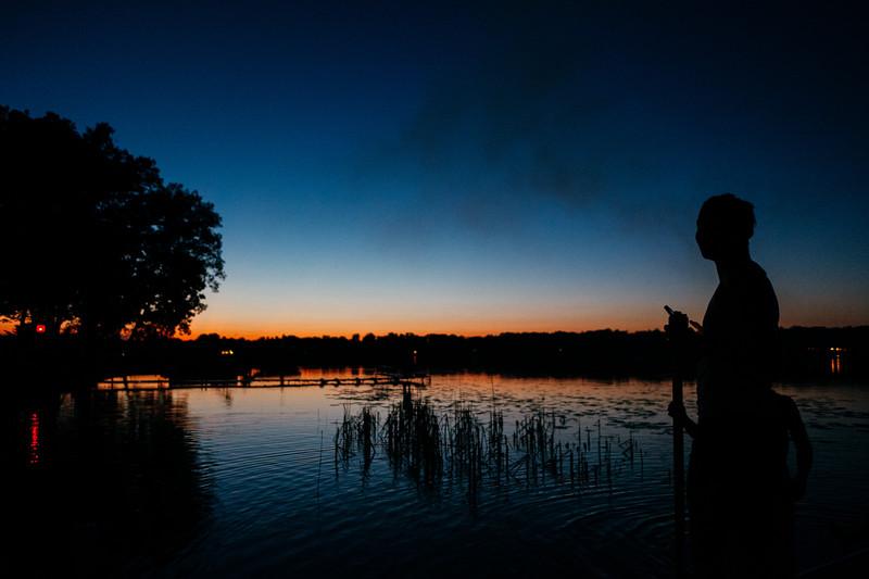 Jordan Lake 2018