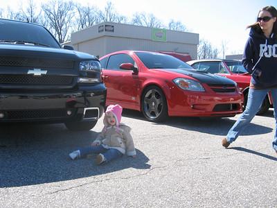 Victory Chapel Baptist Car show 09