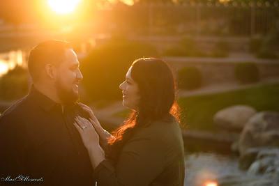Jen and Travis Engagement