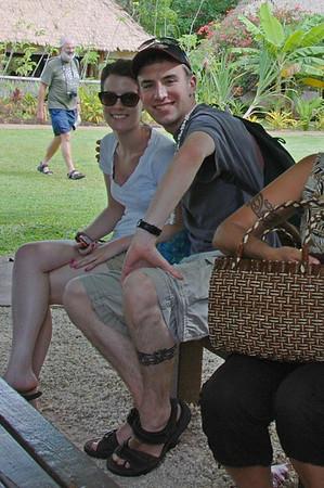 Polynesian Cultural Center - Bird Making