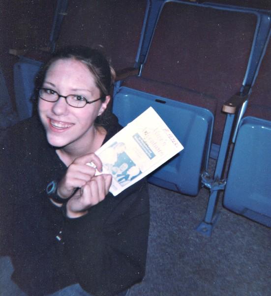 Rebecca Weatherstone Alice's Adventures Fall 2001.jpg