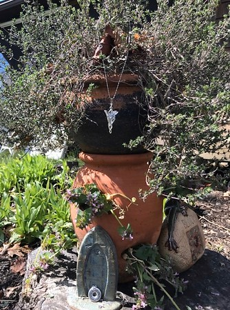 Lower School Remote Learning Fairy Houses