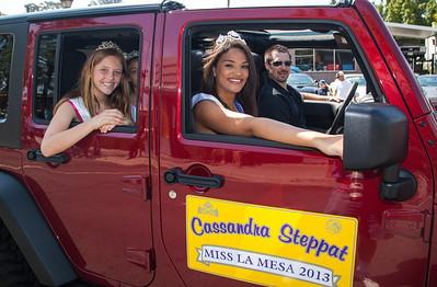 La Mesa Flag Day Parade 2013