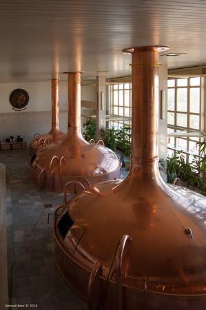 Budweiser brouwerij