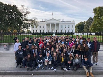 Educational Tour Nov-2017 8th Grade Group