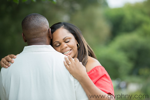 Shanise & Chaun Engagement Session