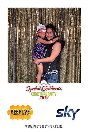 Special Children's Christmas Party - GIFBooth Fun