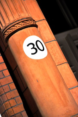 From 0 to 31 at Lower Sloane Street (London, England)