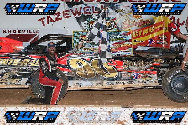 Tazewell Speedway Iron-Man Championship