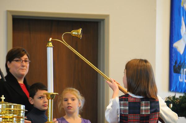 January 3, 2010 Worship Service
