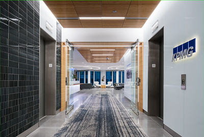 Award of Merit - Workplace Total - KPMG Offices