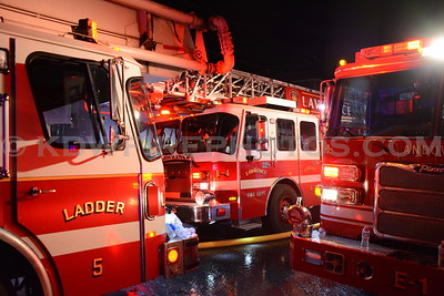 Lawrence, MA 3rd Alarm - 118 Olive Ave. - 4/9/14