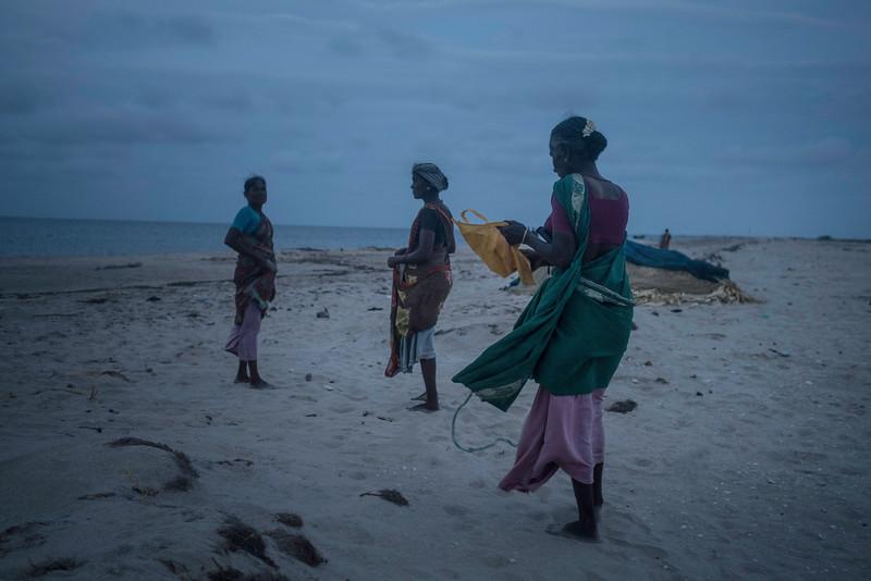 Fisherwomen