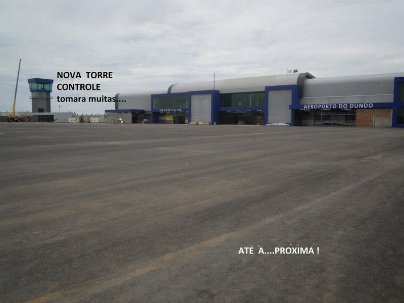 2013 - Aeroporto Dundo