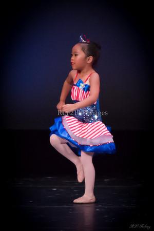 05) Spirit of America (Preparation for Ballet)