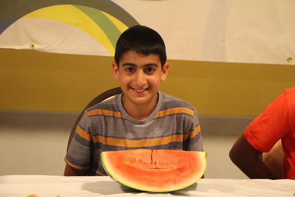 Watermelon Race