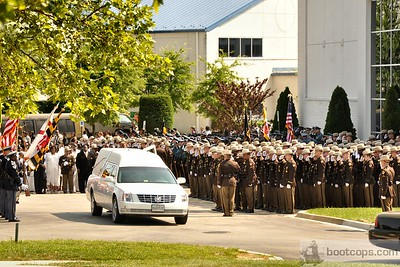 Memorial Service for Trooper 1st Class Wesley W. Brown June 19,2010 EOW 6.11.2010