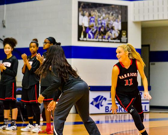 Lady Panthers Varsity Arlington Martin 01-22-16-12