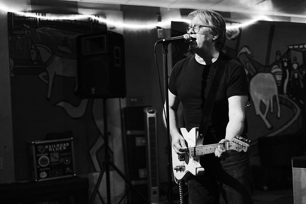 The Mooks at Carousel Lounge - September 24, 2016