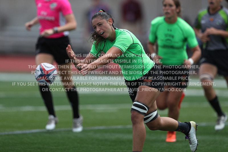 Scion Sirens Rugby Women 2018 USA Club 7's Nationals