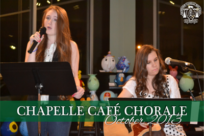 Cafe' Chorale