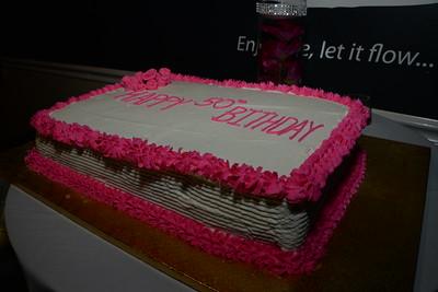 Felicia's 50th @Milk River