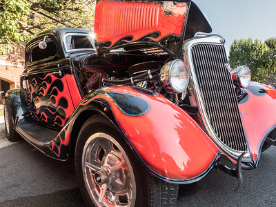 G FT 2016.09a Labor Day Car Show, Fairfax City