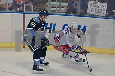 1/2/2011 - New York Rangers vs. Florida Panthers - Bank Atlantic Center, Sunrise, FL