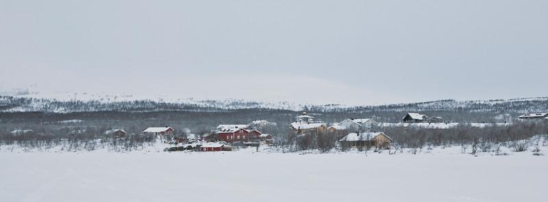 Houses in Kilpisjärvi