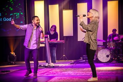 2017-03-12 Sunday Worship