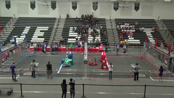 Texas Robotics Invitational - Match Videos 2014