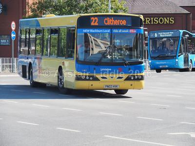 Blackburn Bus Station 18-09-2016