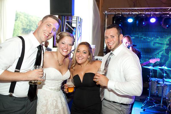 Jill and Brad Wedding
