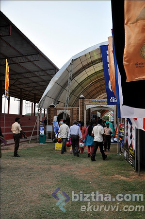 Jaffna International Trade Fair 2014