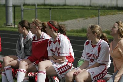 Girls JV Soccer - 5/5/2006 Whitehall