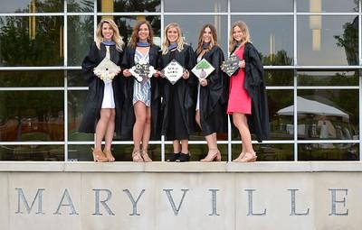 Jennah - Maryville Graduation