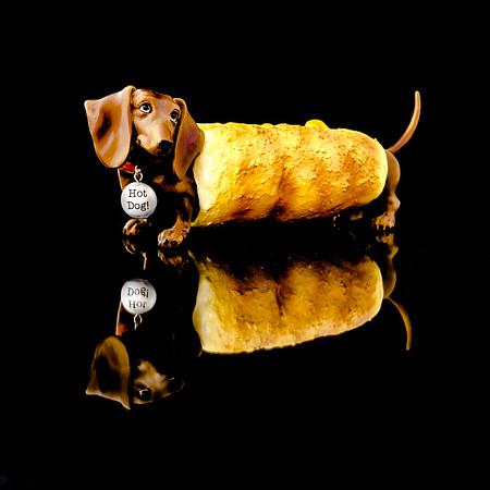 Weiner Dog Figurines