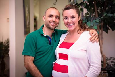 Jadra & Yoskaly Baby Shower