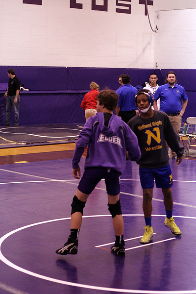 2012-2013 Varsity Wrestling vs. Northwest