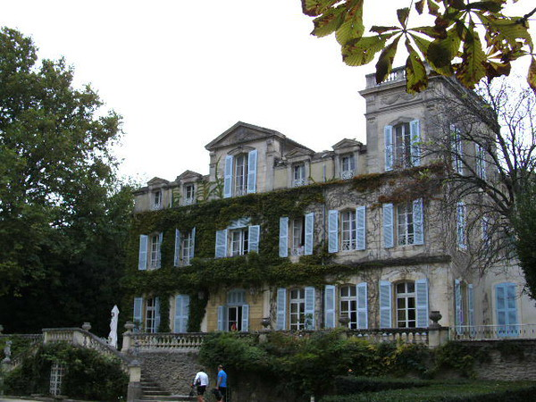 Chateau de Varenne, Sauveterre