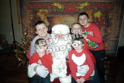 Santa Day in Freeport